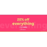 Select Fashion: 20% off womens clothes