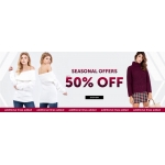 Select Fashion: up to 50% off womens fashion clothes