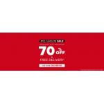 Select Fashion: Mid Season Sale up to 70% off women's clothing