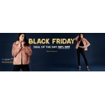 Black Friday Select Fashion: 50% off women's fashion