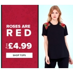 Select Fashion: new season tops from £4,99