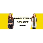 Select Fashion: up to 50% off women's fashion