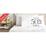 Sheridan: Sale up to 50% off sheets