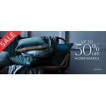Sheridan: Sale up to 50% off homewares