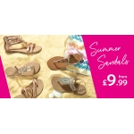 Shoe Zone: summer sandals from £9.99
