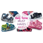 Shoe Zone: children's shoes from £7.99