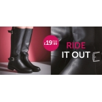 Shoe Zone: knee-high boots from £19.99