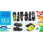 Shoe Zone: school shoes from £12,99