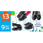 Shoe Zone: £3 off selected school shoes