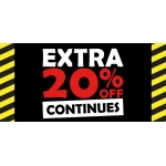 Shoe Zone: extra 20% off all sale prices