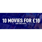Shop4world: 10 movies for £10