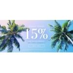 Simply Beach: 15% off designer swimwear & beachwear