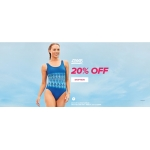 Simply Swim: 20% off swimsuits