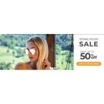 SmartBuyGlasses: Sale up to 50% off designer sunglasses