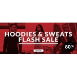 SportsDirect: Flash Sale up to 80% off hoodies & sweats