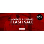 SportsDirect: Sale up to 90% off hoodies & sweats