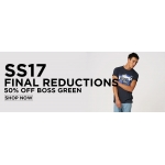 Stuarts London: Sale up to 50% off Boss Green spring summer collection