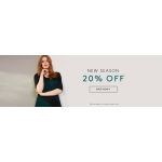 Studio 8: 20% off new season women's clothing
