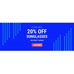 Sunglasses Shop: 20% off sunglasses