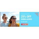 Sunglasses Shop: 25% off sunglasses