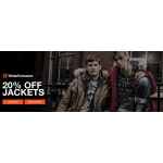 Superdry: 20% off womens and mens jackets