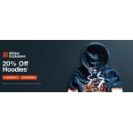 Superdry: 20% off womens and mens hoodies