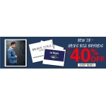 TJ Hughes: up to 40% off men's tops, t-shirts and cardigans