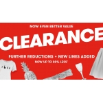 TK Maxx: Sale up to 80% off womens, mens, kids and home items