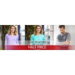 The Edinburgh Woollen Mill: Sale 50% off cashmere jumpers