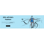 The Hut: 25% off kid's fashion