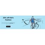 The Hut: 25% off kid's fashion