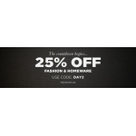 Black Friday The Hut: 25% off fashion & homeware