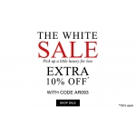 The White Company: extra 10% off clothing, furniture and home accessories