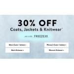 Tokyo Laundry: 30% off coats, jackets & knitwear
