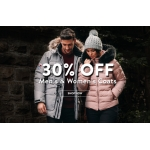 Tokyo Laundry: 30% off women's and men's coats