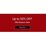 Tokyo Laundry: Mid Season Sale up to 50% off women's and men's fashion