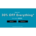 Tokyo Laundry: 30% off everything