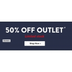 Tokyo Laundry: 50% off outlet women's and men's clothing