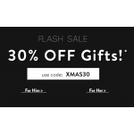 Tokyo Laundry: Flash Sale 30% off gifts