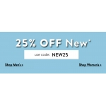 Tokyo Laundry: 25% off women's and men's clothing