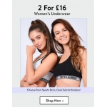 Tokyo Laundry: 2 womens underwear for £16