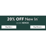 Tokyo Laundry: 20% off women's and men's clothing