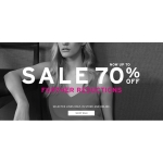 Topshop: sale up to 70% off