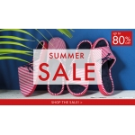 Totes ISOTONER: Sumer Sale up to 80% off slippers, socks, umbrellas and gloves