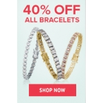 Tru Diamonds: 40% off all bracelets