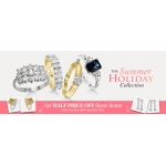 Tru Diamonds: Sale 50% off selected jewellery from the Summer Holiday Collection