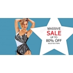 UK Swimwear: Sale up to 80% off top designer swimwear