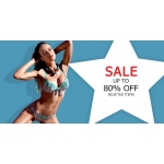 UK Swimwear: Sale up to 80% off swimwear