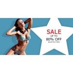 UK Swimwear: Sale up to 80% off swimwear