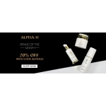 Under Armour: 20% off Alpha H cosmetics